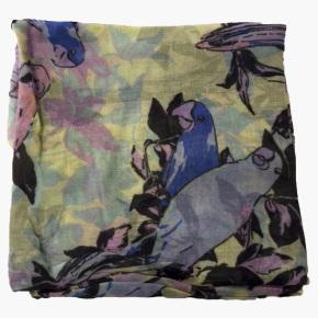 sjaaltje-papegaaien-geel-paars-detail