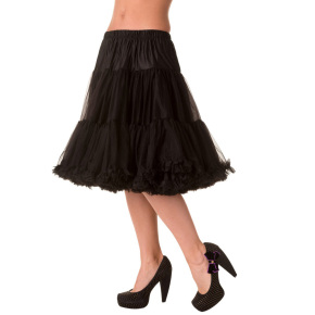 BNSBN235BLK-petticoat-zwart