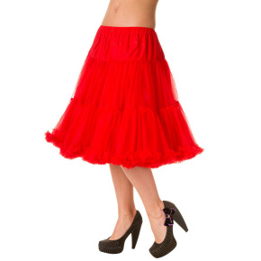 BNSBN235RED-petticoat-rood