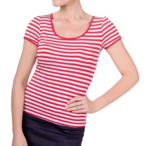 gestreepte-t-shirt-rood-cutout
