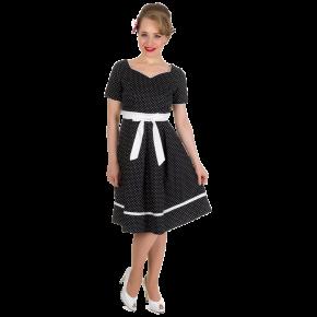 v621b10-zwart-kleedje-witte-polkadots