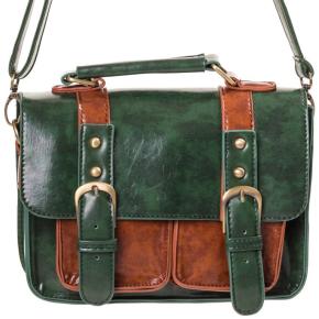 groene-handtas-met-gesp-v