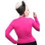 HR0101FP-Fuchsia-Pink-Cardigan-back
