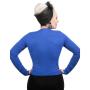 HR0101MB-Midnight-Blue-Cardigan-back