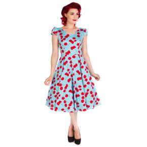 HR3327-blue-bombshell-cherry-tea-dress