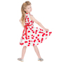 HR4085W-White-Bombshell-Cherry-Swing-Dress-Kids-back