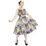 HR9488-leopard-peacock-print-long-dress