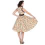 HR9572-lauralee-white-orange-floral-dress-back