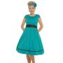 LB-Bethany-Teal-Swing-Dress-1