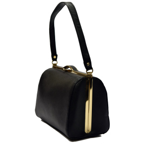 HR-UB-091-Black-Mini-Satchel-Bag-side