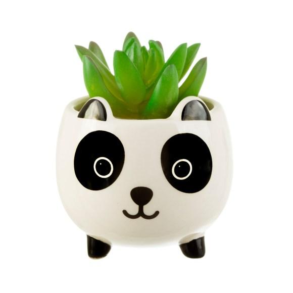 Mini Panda Planter 2