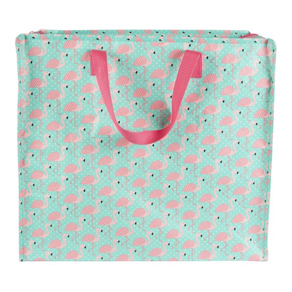 Tropical Flamingo Storage Bag