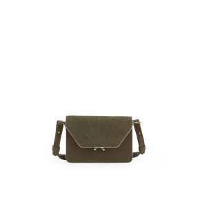 1801634 - Sticky Sis Club - Shoulder bag - ton sur ton - Olive green - Front