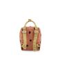 1801647 - Sticky Lemon - freckles - backpack small - faded orange - back
