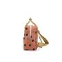 1801647 - Sticky Lemon - freckles - backpack small - faded orange - side