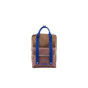 1801416 - Sticky Lemon - envelope deluxe - backpack large - Ink blue hotel brick sugar brown 2